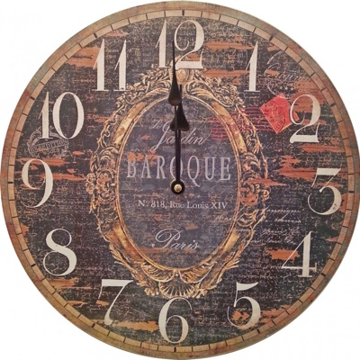 Часы настенные Time Keeper Baroque (арт. ТК-006)