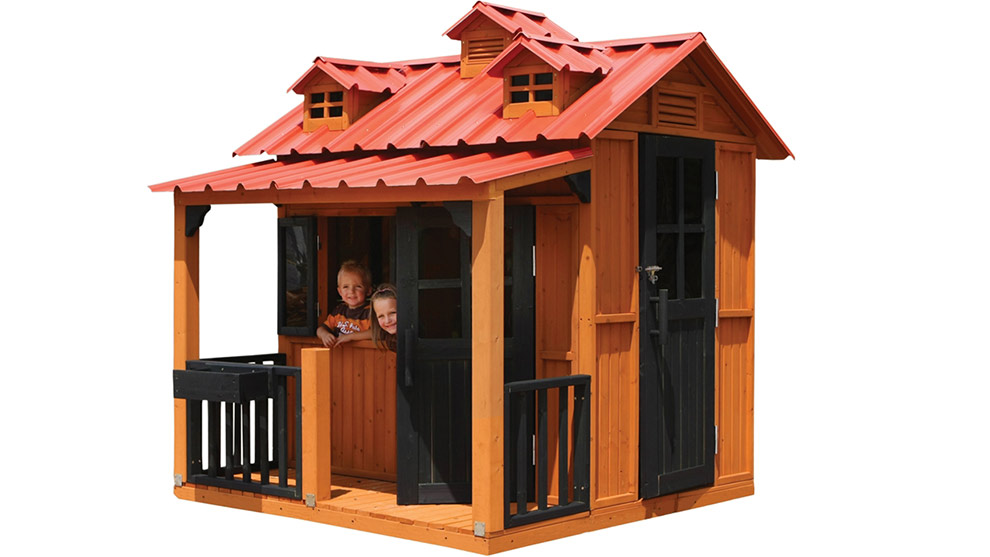 Домики уличные для детей